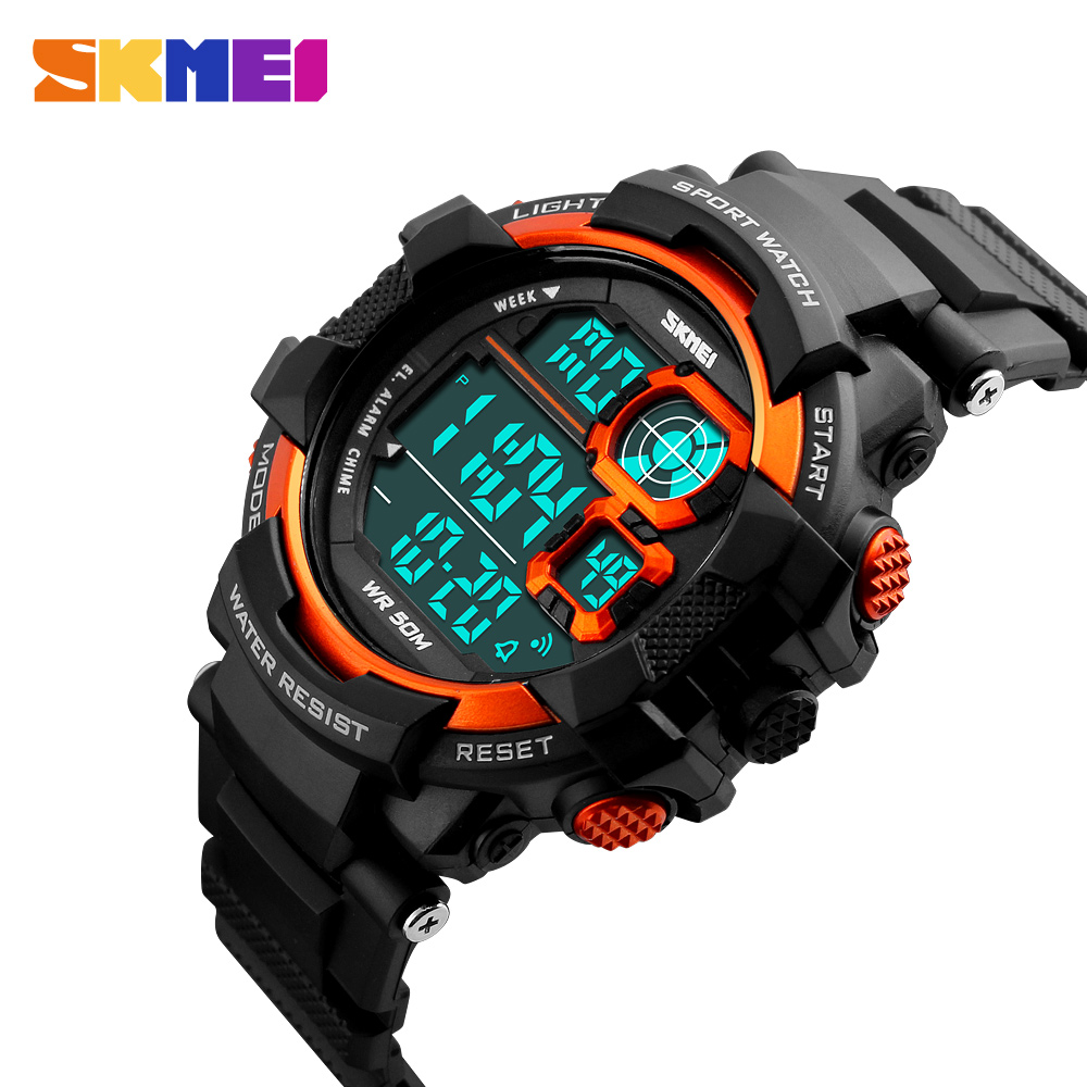 buy skmei 1118 original digital wrist watch for men online