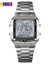 skmei 1381 silver
