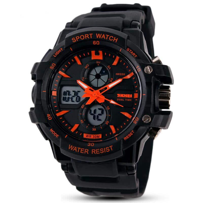 skmei 0990L orange