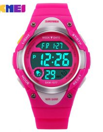 skmei 1077 pink 1